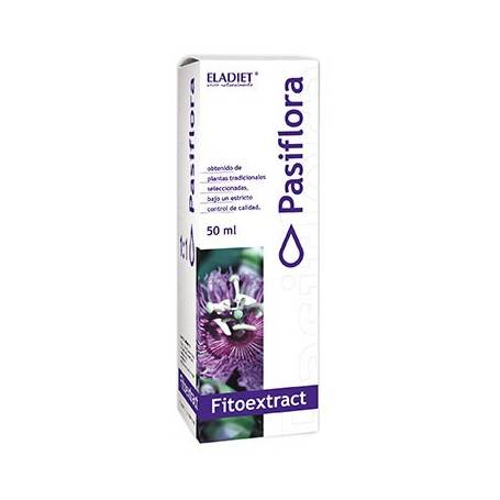 FITOEXTRACT PASIFLORA 50ml ELADIET Plantas Medicinales 8,30€
