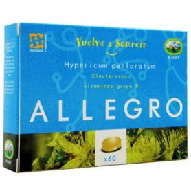 ALLEGRO HIPERICUM 60comp ELADIET Plantas Medicinales 9,26€