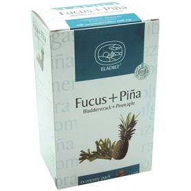 FUCUS + PIÑA 500comp ELADIET Plantas Medicinales 13,40€