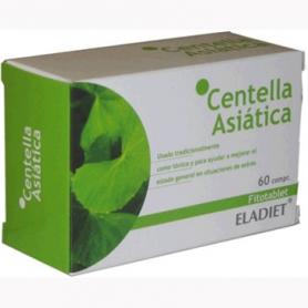 FITOTABLET CENTELLA ASIATICA 60comp ELADIET Plantas Medicinales 4,92€