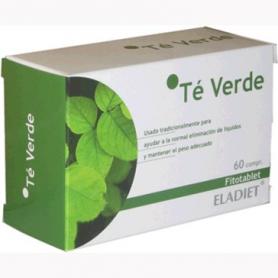 FITOTABLET TE VERDE 60comp ELADIET Plantas Medicinales 5,84€