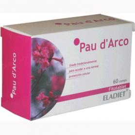 FITOTABLET PAU D'ARCO 60comp ELADIET Plantas Medicinales 5,81€