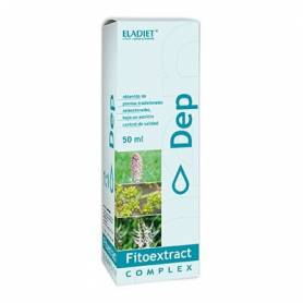 FITOEXTRACT COMPLEX DEP 50ml ELADIET Plantas Medicinales 11,34€