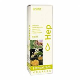 FITOEXTRACT COMPLEX HEP 50ml ELADIET Plantas Medicinales 11,34€
