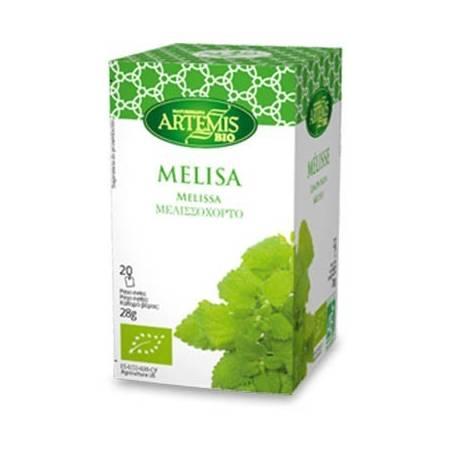 MELISA INFUSION BIO 20ud ARTEMIS Plantas Medicinales 2,60€