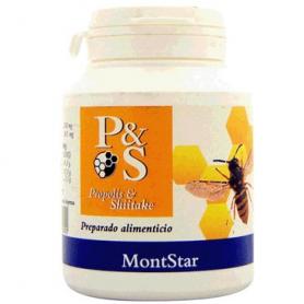 PROPOLIS ECHINACEA 60cap MONT-STAR Plantas Medicinales 15,00€