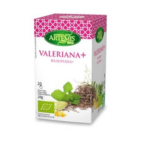 VALERIANA INFUSION BIO 20ud ARTEMIS Plantas Medicinales 2,30€