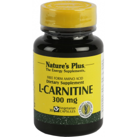 CARNITINA-L 300MG 30cap NATURE'S PLUS L Carnitina 30,39 €