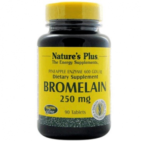 BROMELAINA 250MG 90comp NATURE'S PLUS Plantas Medicinales 26,18 €