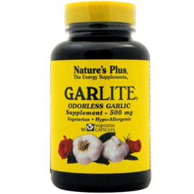 GARLITE 90caps NATURE'S PLUS Plantas Medicinales 23,91 €