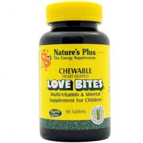 LOVE BITES CHILDREN 90comp NATURE'S PLUS Plantas Medicinales 23,38€