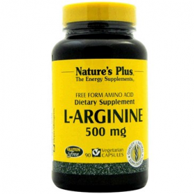 L-ARGININA 500mg 90caps NATURE'S PLUS L Arginina 22,71 €