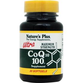 ULTRA COENZIMA Q10 30perl NATURE'S PLUS