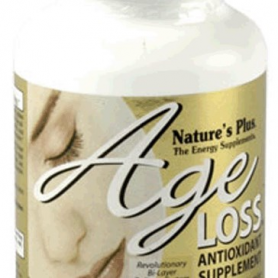 AGE LOSS 60comp NATURE'S PLUS Suplementos nutricionales 38,07 €