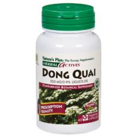 ANGELICA DONG QUAI 250MG 60cap NATURE'S PLUS Suplementos nutricionales 17,16€