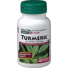 TURMERIC 60comp NATURE'S PLUS Suplementos nutricionales 27,26€