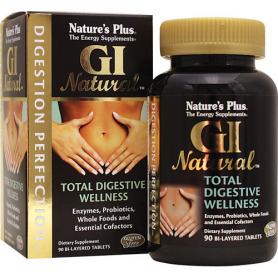 GI NATURAL 90comp NATURE'S PLUS Suplementos nutricionales 33,93 €