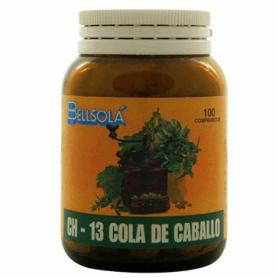 CH-13 COLA DE CABALLO 100comp BELLSOLÁ Plantas Medicinales 7,41€