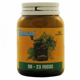 CH-23 FUCUS 100comp BELLSOLÁ Plantas Medicinales 7,15€