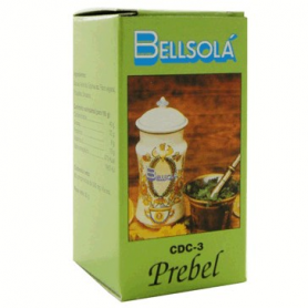 CDC-3 PREBEL 70comp BELLSOLÁ Plantas Medicinales 15,63€