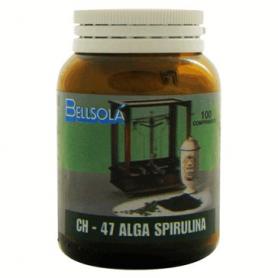 CH-47 SPIRULINA 100comp BELLSOLÁ Plantas Medicinales 14,41€