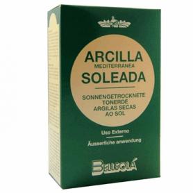 ARCILLA SOLEADA USO EXTERNO 1kg BELLSOLÁ Cosmética e higiene natural 5,63€