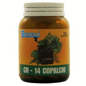 CH-14 COPALCHI 100comp BELLSOLÁ Plantas Medicinales 7,89€