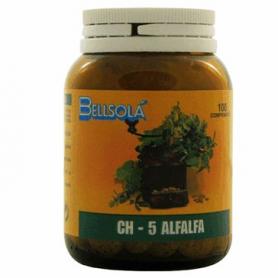 CH-5 ALFALFA 100comp BELLSOLÁ Plantas Medicinales 7,41€