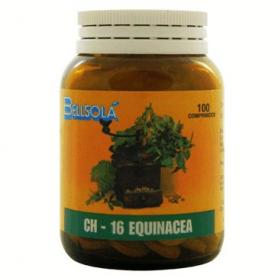 CH-16 ECHINACEA 100comp BELLSOLÁ Plantas Medicinales 11,27€