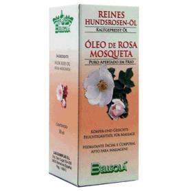 ACEITE DE ROSA MOSQUETA 30ml BELLSOLÁ Cosmética e higiene natural 33,96€