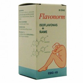 CDC-15 FLAVONORM 70comp BELLSOLÁ Plantas Medicinales 32,18€