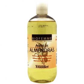 ACEITE ALMENDRA DULCE 500ml YNSADIET Cosmética e higiene natural 7,49€