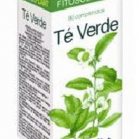 TE VERDE 80comp YNSADIET Plantas Medicinales 6,19€