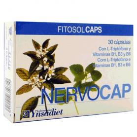 FITOSOL NERVIOX 30cap YNSADIET Plantas Medicinales 7,35€