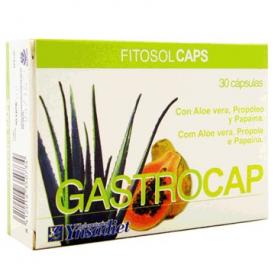 FITOSOL GASTROCAP 30cap YNSADIET Plantas Medicinales 7,23€