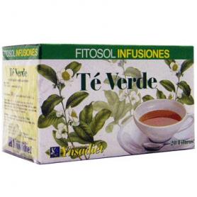 TE VERDE INFUSION 20ud YNSADIET Plantas Medicinales 2,62€