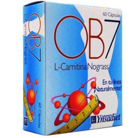 OB7 L CARNITINA 60cap YNSADIET L Carnitina 12,49€