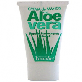 CREMA MANOS ALOE 50ml YNSADIET Cosmética e higiene natural 4,63€