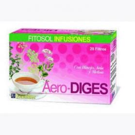 AERO FLAT INFUSION 20ud YNSADIET Plantas Medicinales 3,34€