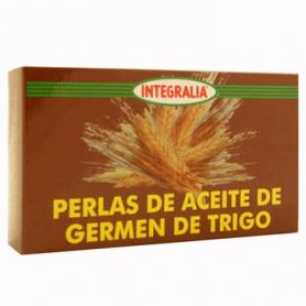 ACEITE DE GERMEN DE TRIGO 90perl INTEGRALIA Suplementos nutricionales 10,95€