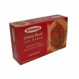 JALEA REAL CON AVENA 20amp INTEGRALIA Suplementos nutricionales 21,04€
