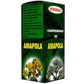 AMAPOLA 60comp INTEGRALIA Plantas Medicinales 7,08€
