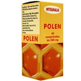POLEN 60comp INTEGRALIA Plantas Medicinales 5,21€
