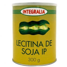 LECITINA DE SOJA IP 300gr INTEGRALIA Suplementos nutricionales 9,02€