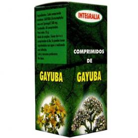 COMP GAYUBA 60comp INTEGRALIA Plantas Medicinales 5,41€