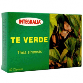 TE VERDE 60cap INTEGRALIA Plantas Medicinales 8,27€