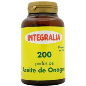 ACEITE DE ONAGRA 500mg 200perl INTEGRALIA Plantas Medicinales 17,16€