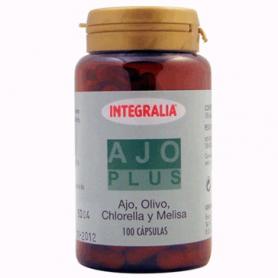AJO PLUS 100cap INTEGRALIA Plantas Medicinales 11,02€