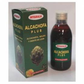 ALCACHOFA PLUS Sin Azúcar 250ml INTEGRALIA