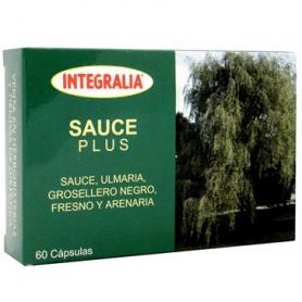 SAUCE PLUS 60cap INTEGRALIA Plantas Medicinales 9,68€